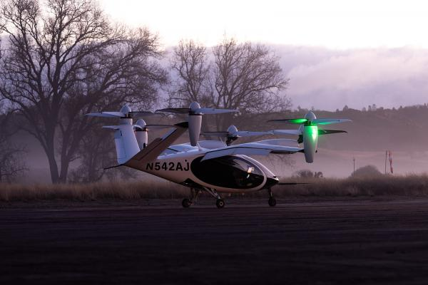 NASA starts flight testing with Joby's electric air taxi