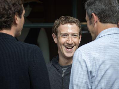 photo image Facebook's Mark Zuckerberg has sold almost $300 million in stock over the past month