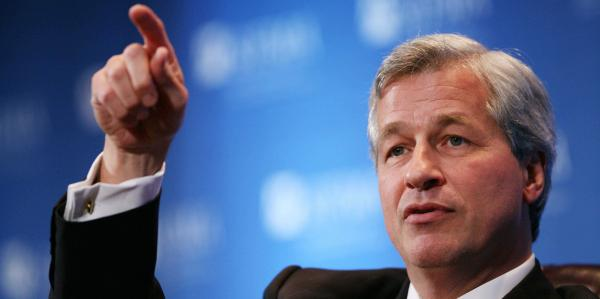 JPMorgan CEO Jamie Dimon doesn't expect…