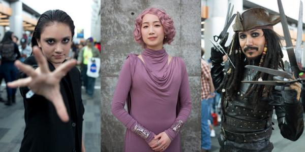 photo image The absolute best cosplay photos from Silicon Valley Comic Con 2018 — where tech and pop culture superfans collide