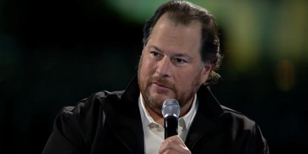 photo image Salesforce CEO Marc Benioff only had one failed startup: at age 13, but it put him on the path to being a billionaire…