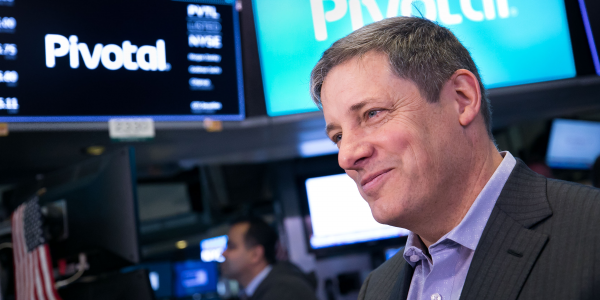 Dell-owned Pivotal is preparing for as…