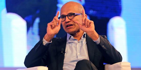 photo of Microsoft says 'no one's even close to what we're offering' in a cloud market that Amazon and Google are only just… image