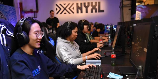 photo of New York City's first official esports team hosted a Brooklyn pop-up shop with celebrity appearances and tons of video… image