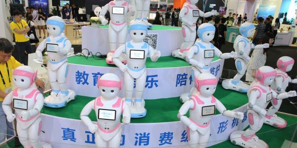 photo image Artificial intelligence will be a major theme at the world's largest tech show next week