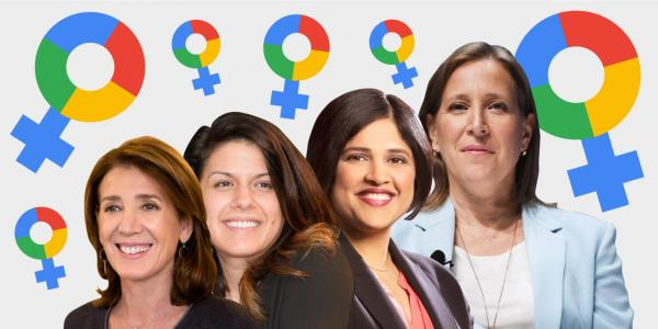 photo of The 15 most powerful women at Google (GOOG, GOOGL) image