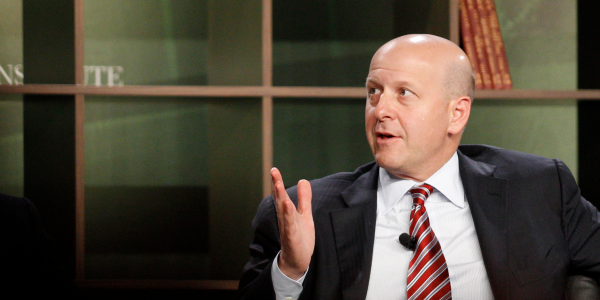 Read the memo the new Goldman tech chief…