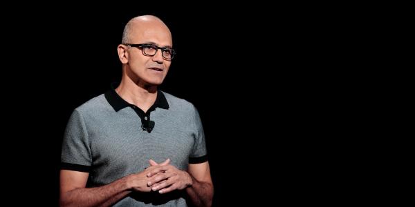 A Microsoft investor asked why Satya…