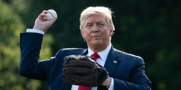 Donald Trump says Cleveland Indians name change is 'such a disgrace' and 'disrespectful' to Native Americans
