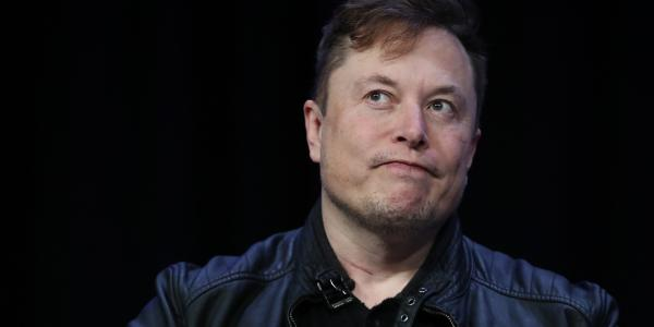 photo of Elon Musk is no longer the world's richest person, according to Forbes, after a fall in Tesla stock wiped $13.5 billion… image