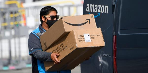 Amazon's legal battle with New York heats up as AG Letitia James sues the company over COVID-19 safety measures