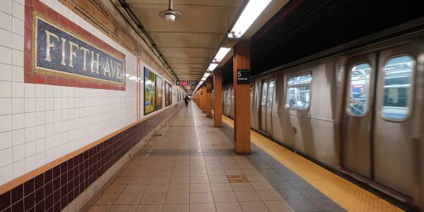 The New York City MTA sparked backlash for saying it removed benches from subway stations to 'prevent the homeless from…