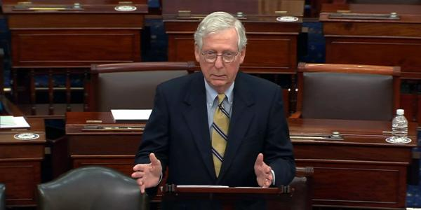 McConnell tears into Trump after voting to acquit, says there's 'no question' Trump was responsible for the Capitol…