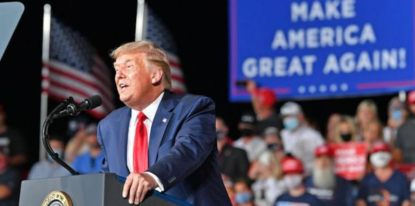 Trump's campaign still hasn't paid the $211,000 it owes the city of Albuquerque. The city sent the bill to Mar-a-Lago…