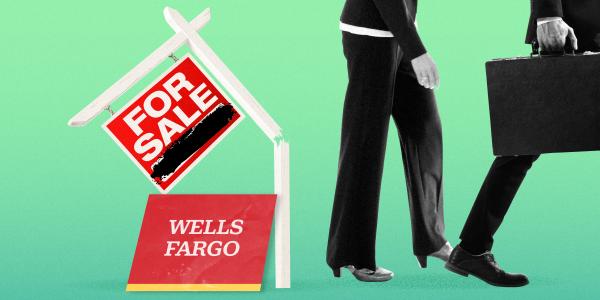 Wells Fargo is experiencing an exodus of…