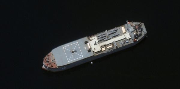 2 Iranian Navy ships are heading to the…