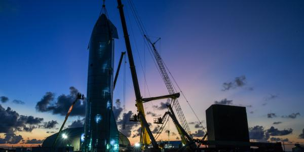 SpaceX threatened with arrests as local…