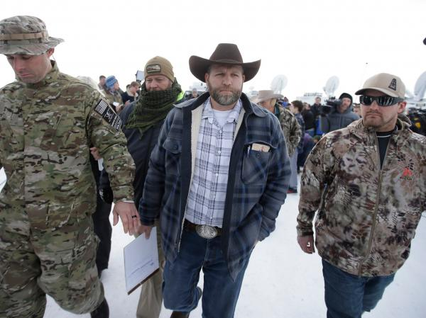 Ammon Bundy, the anti-government militant who led an armed takeover of a US wildlife refuge, is running for governor of…