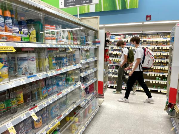 Walgreens cited shoplifting as rationale…