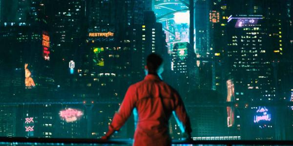 photo image Original Content podcast: 'Altered Carbon' is a murder mystery in a body-swapping future
