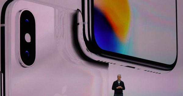 photo image Apple is facing questions from the U.S. Senate on the privacy protections in iPhone X and Face ID