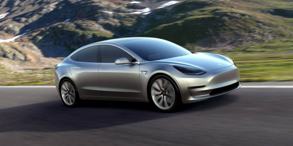 photo image 9 signature features in Tesla's Model 3, an electric car that could change the world (TSLA)
