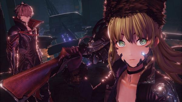 photo image Code Vein, the hardcore vampire RPG from Bandai Namco, officially revealed