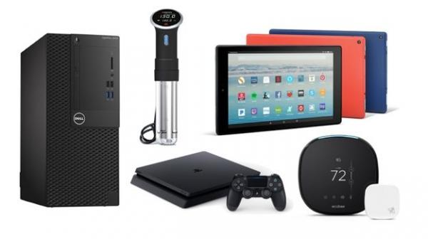 photo image Geek Black Friday Week Deals: Save Big on PS Plus, EcoBee Thermostat, Amazon Fire HD 10, and more