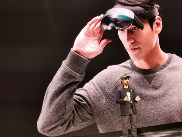 Microsoft: Consumer AR's path is 'measured in years'