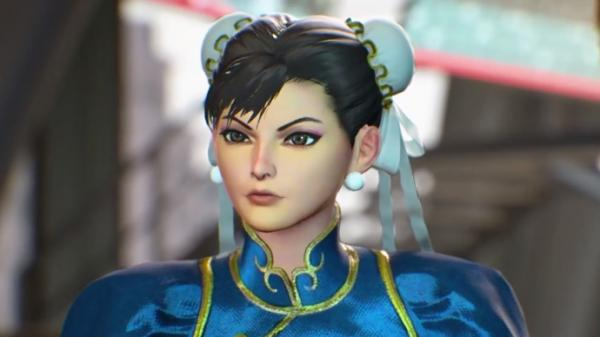Chun-Li Gets a Makeover in Marvel vs Capcom Infinite