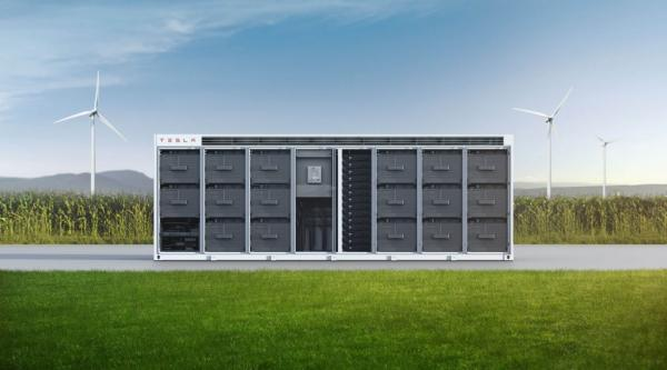 photo of Tesla installs Canada's Biggest Battery Energy Storage System image
