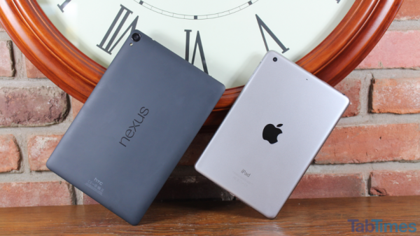 Google Nexus 9 vs Apple iPad Mini 3