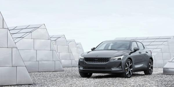 Polestar 2 now available for test drives…