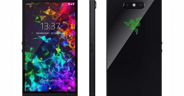 Razer Phone 2 leak reveals light-up logo, wireless charging, and water resistance