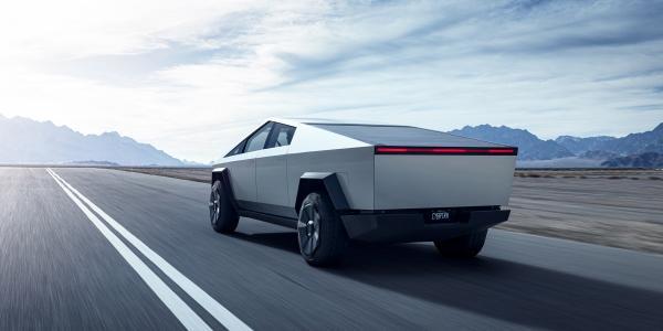 photo of Elon Musk confirms Tesla Cybertruck will have 4-wheel steering like Hummer EV's 'Crab mode' image