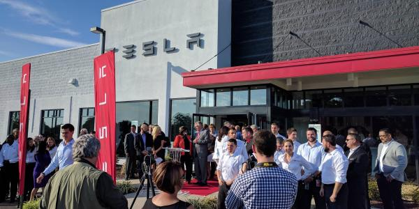 photo of Tesla takes a win against auto dealers in Virginia image