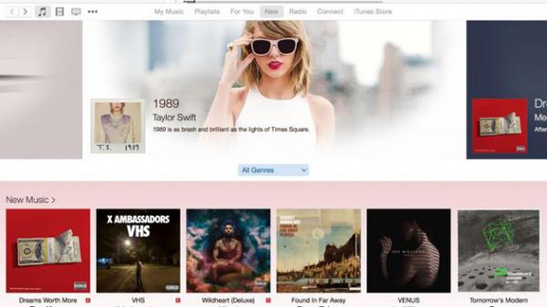 iTunes 12.2: New version a missed opportunity for Apple Music