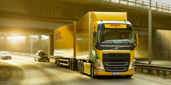 Volvo and DHL Freight team up to test…