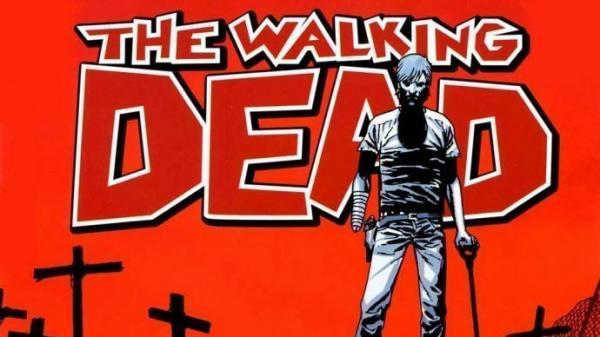 SDCC Announcement: The Walking Dead Comic Is Coming To An End