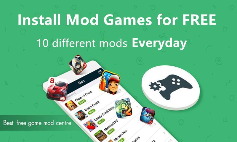 Unabridged Gaming with Android Games Mods