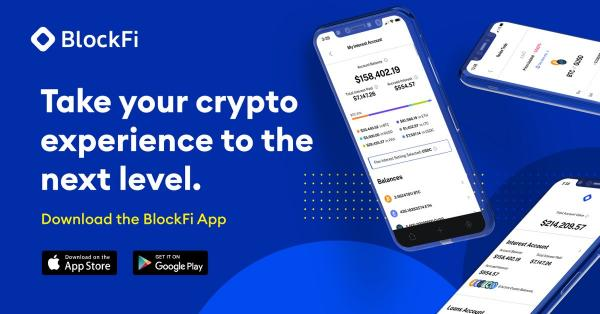 Earn More From Your Crypto With BlockFi