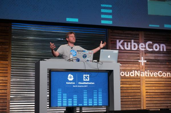 photo image Kubernetes cofounder launches programming library to simplify cloud native development