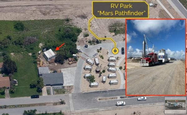 photo of Elon Musk's $50K TX house is a humble prefab home that can be towed by a Model X image