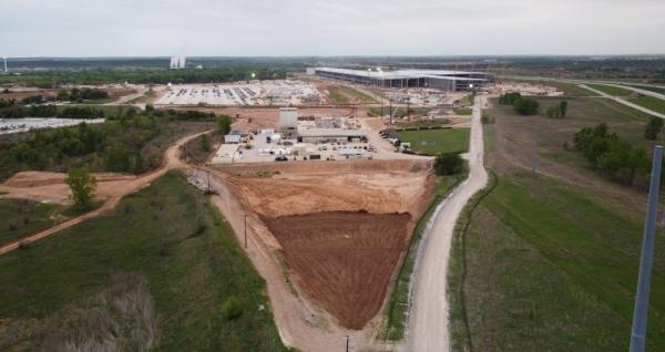 SpaceX facility to be built across from Tesla Gigafactory Texas: report