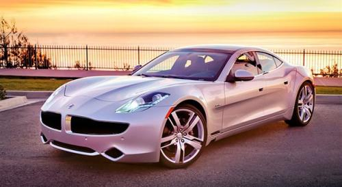 Fisker founder resigns over…