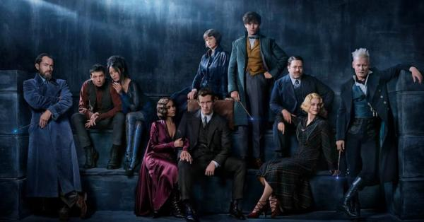 photo image The title of the next Fantastic Beasts film teases an important part of Harry Potter lore