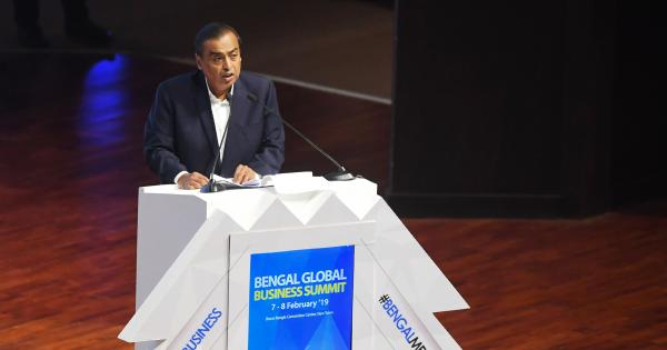 Reliance says its $3.4 billion deal with…