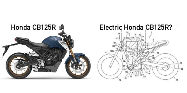Indications point to a lightweight Honda electric motorcycle on the way