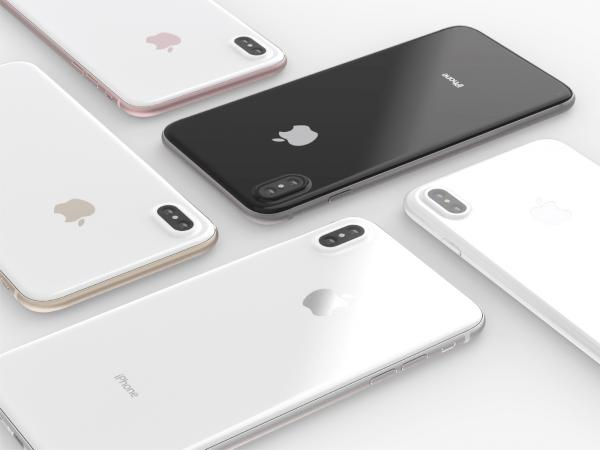 photo image New report reveals iPhone 8 storage options