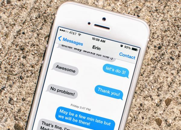 11-Year-Old Sends Ultimate Break-Up iMessage, and We Can't Stop Laughing